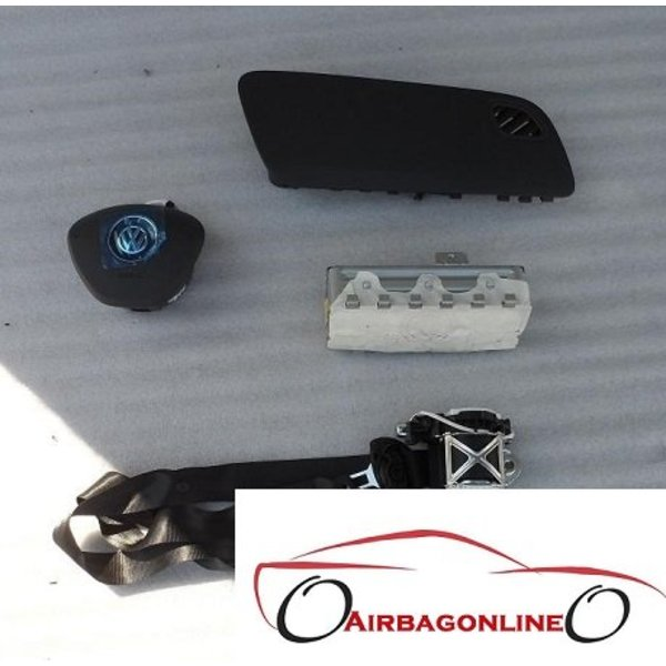 VW Polo 6C Complete Airbag Set