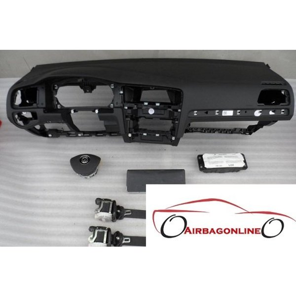 Golf 7 Complete Dashboard Airbag Set