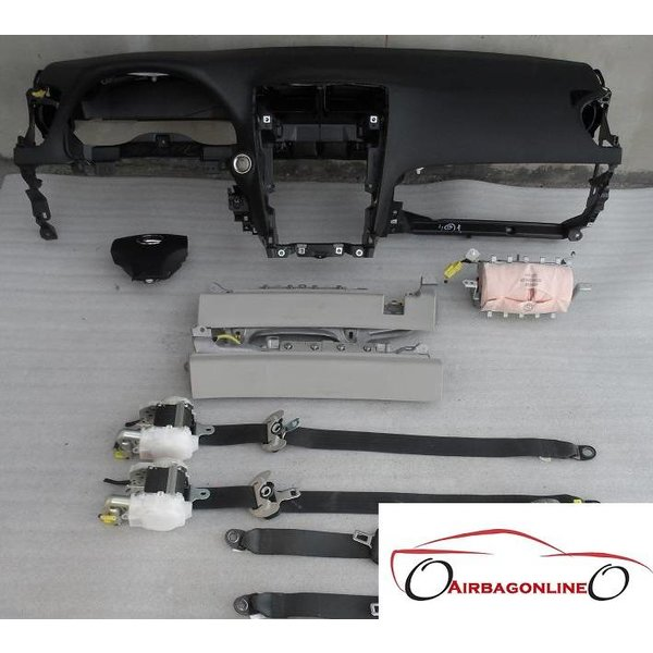 Lexus IS 200 | 250 Complete Airbag Set Dashboard