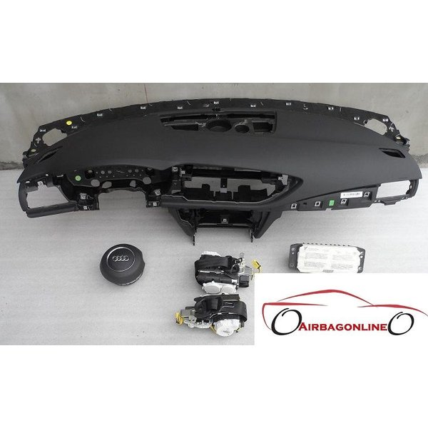 Audi A7 Complete Airbag Set Dashboard