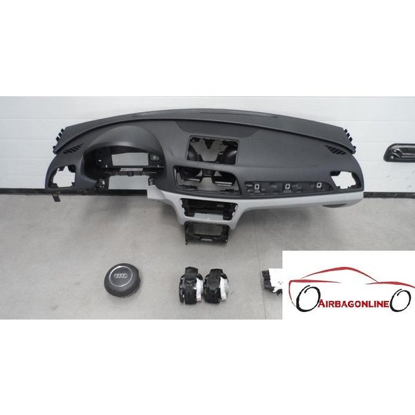 Audi Q3 Complete Airbag Set Dashboard