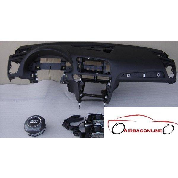 Audi Q5 Complete Airbag Set Dashboard