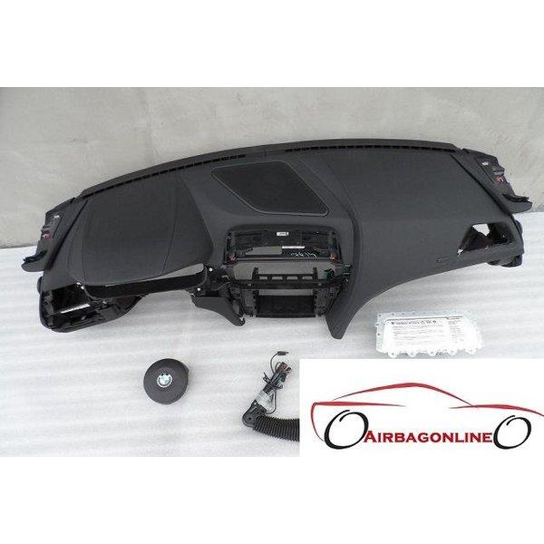 BMW 6-Serie Airbag Set Dashboard Leder M-Pakket