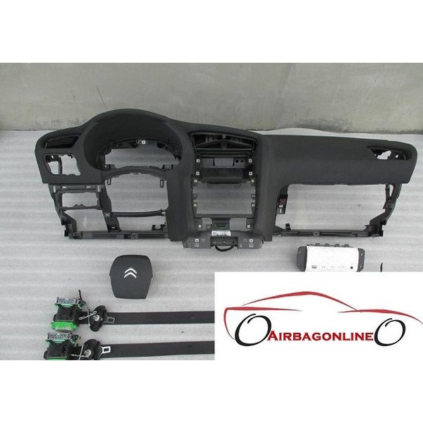 Citroen C4 Complete Airbag Set Dashboard Nieuw Model