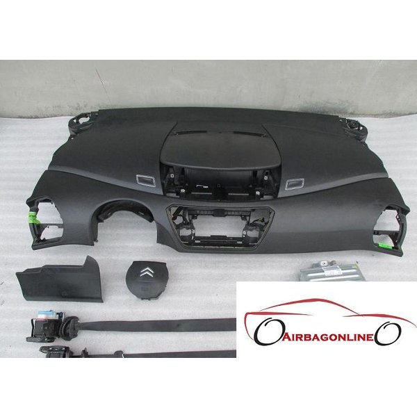 Citroen C4 Picasso Complete Airbag Set Dashboard