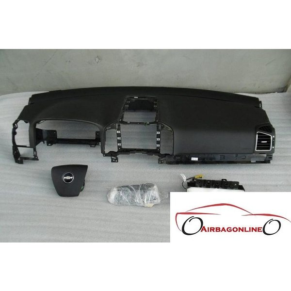 Chevrolet Captiva FL Complete Airbag Set Dashboard
