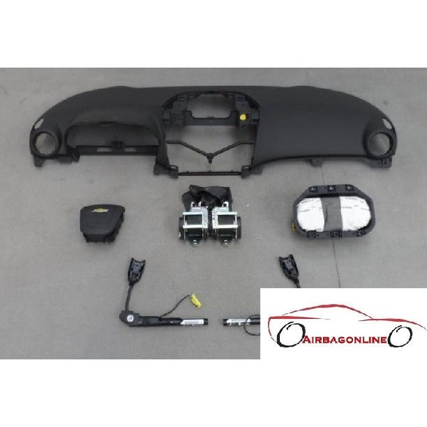 Chevrolet Orlando Complete Airbag Set Dashboard