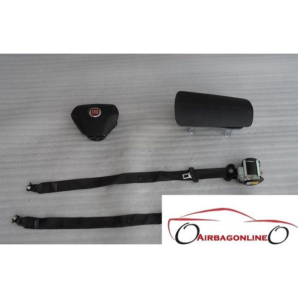 Fiat Qubo Complete Airbag Set