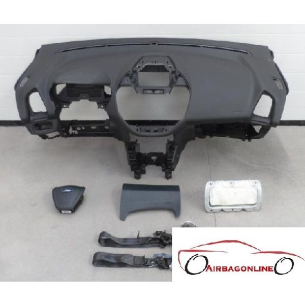 Ford B-MAX Complete Airbag Set Dashboard