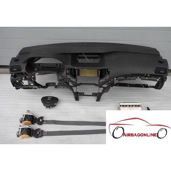 Honda Accord Complete Airbag Set Dashboard Nieuw Model