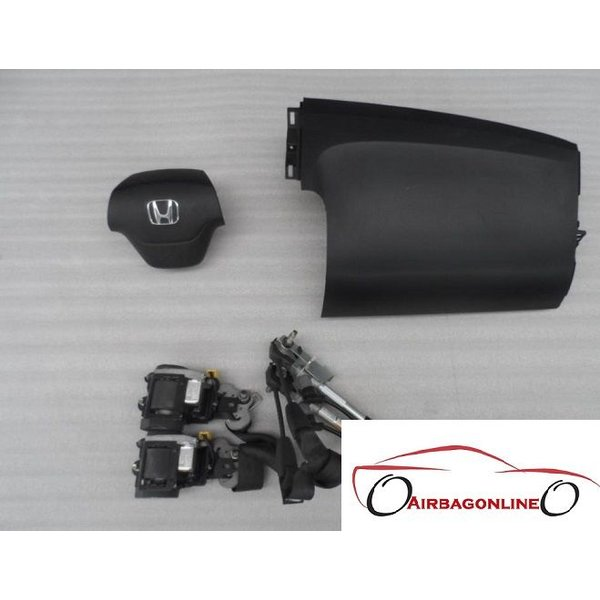Honda CRV Complete Airbag Set 2006-2012