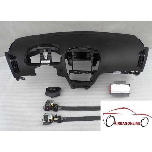 Kia Ceed Complete Airbag Set Dashboard