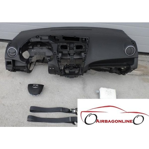 Mazda 5 Complete Airbag Set Dashboard Nieuw Model