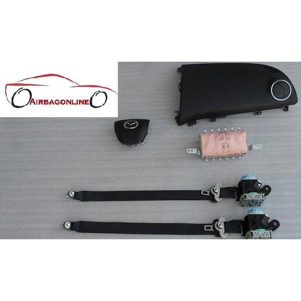 Mazda 6 Complete Airbag Set 2010 - 2012
