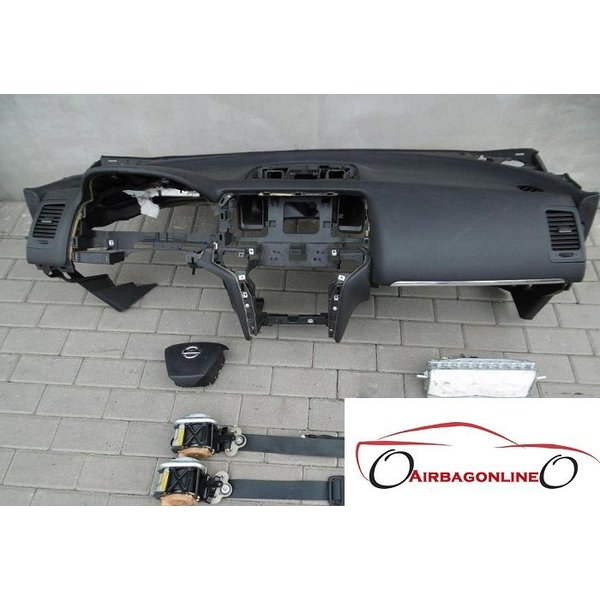 Nissan Murano Z51 Complete Airbag Set Dashboard 2008-2014