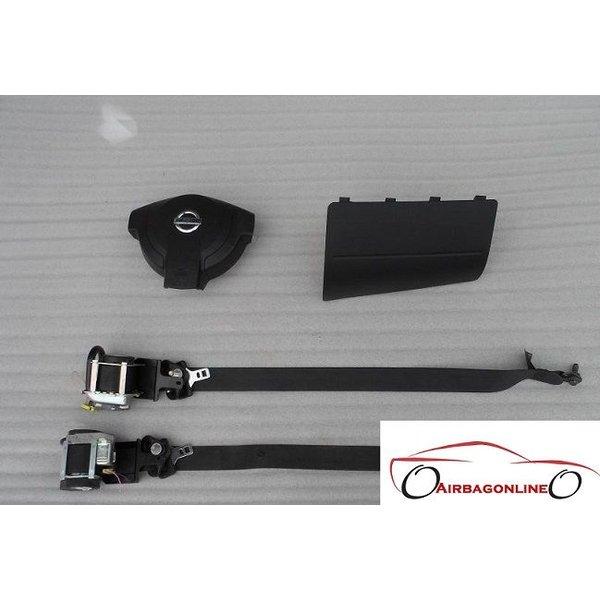 Nissan NV200 Complete Airbag Set