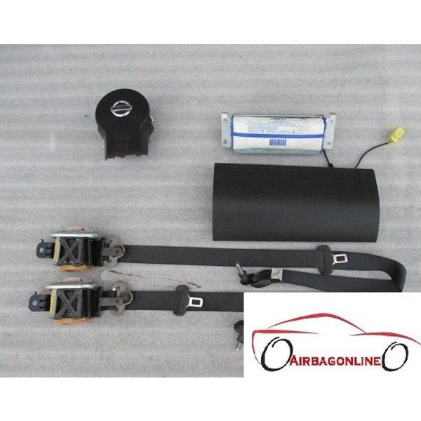 Nissan Pathfinder Navara Complete Airbag Set