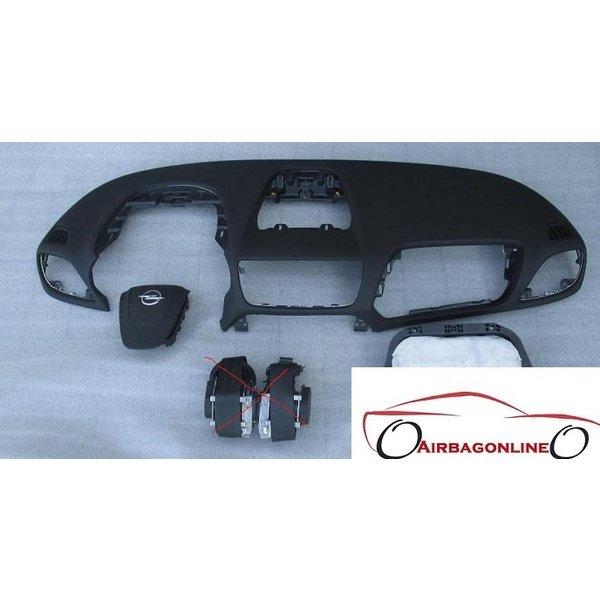 Opel Mokka Complete Airbag Set Dashboard