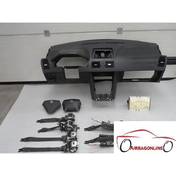 Volvo XC90 Complete Airbag Set Dashboard