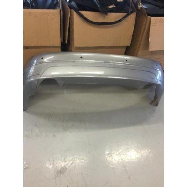 Mercedes C Klasse W204 Achterbumper Zilver