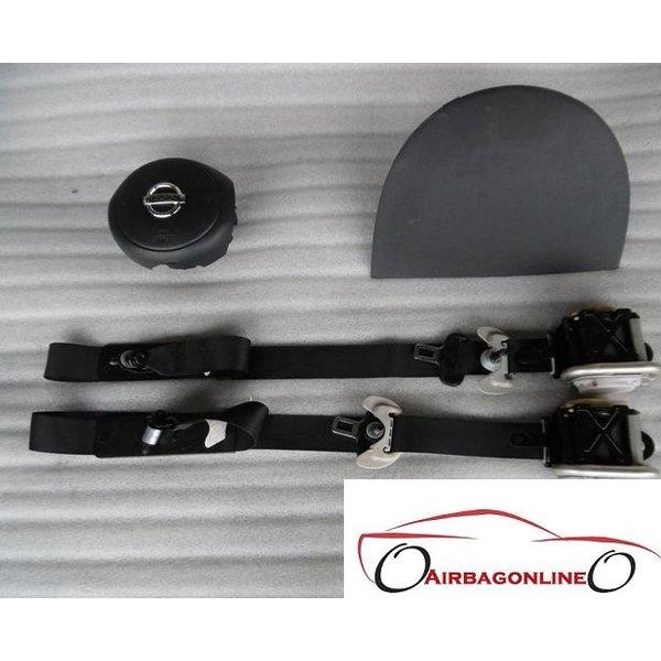 Nissan Micra K13 Airbag Set