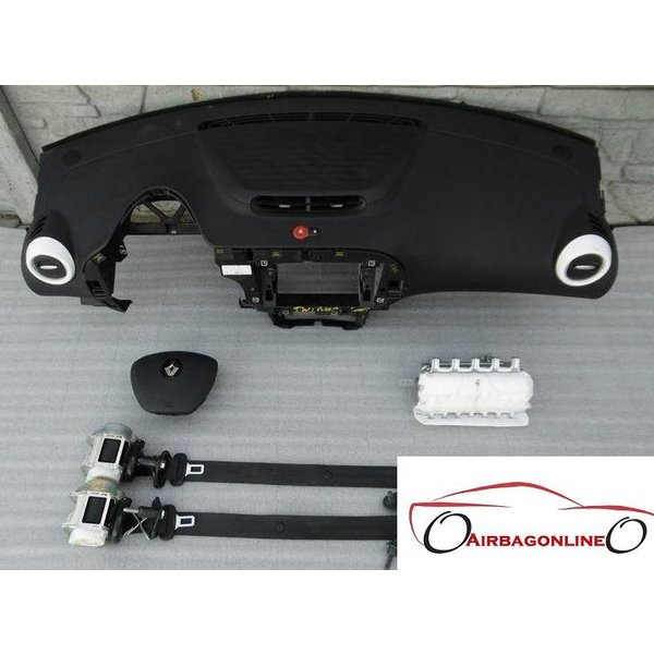 Renault Twingo Complete Airbag Set Dashboard 2014 - heden