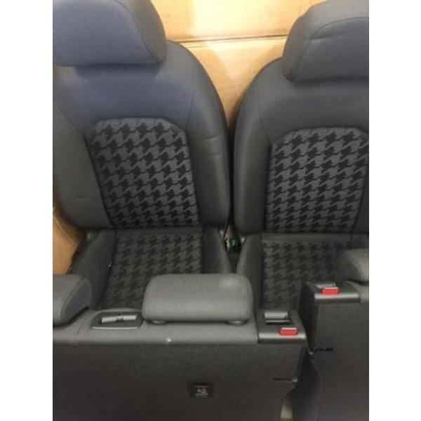 Audi A3 8V Sportback Interieur Stof Grijs
