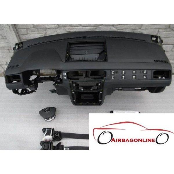 VW Caddy 4 Complete Airbag Set Dashboard 2015 - heden