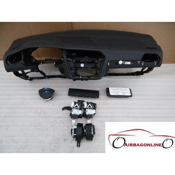 VW Tiguan 5NA Complete Airbag Set Dashboard