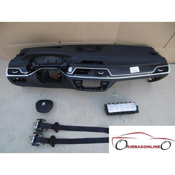 BMW 5 Serie G31 G30 Airbag Set Dashboard
