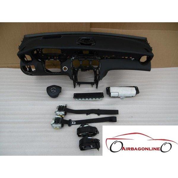 Mercedes GLC W253 Airbag Set Dashboard