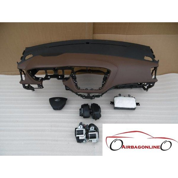 Hyundai i20 airbag set dashboard 2015 - heden