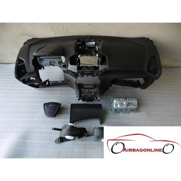 Ford Ecosport Complete Airbag Set Dashboard