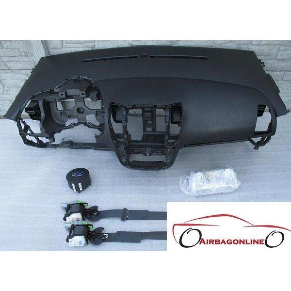 Kia Venga Complete Airbag Set Dashboard