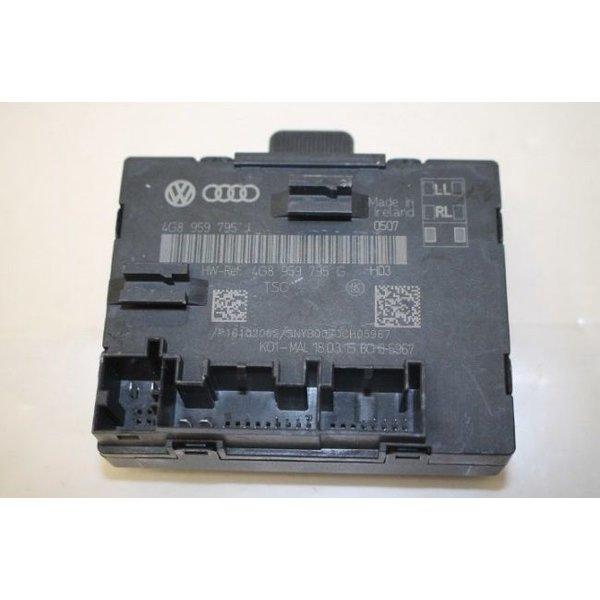 Audi A6 4G - A7 Portier Module R + L Achter 4G8959795J