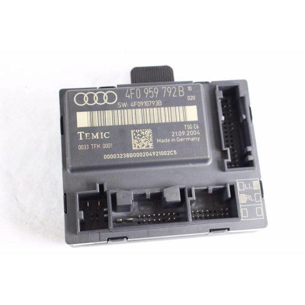 4F0959792B Voor Portier Regelapparaat Audi A6 4F