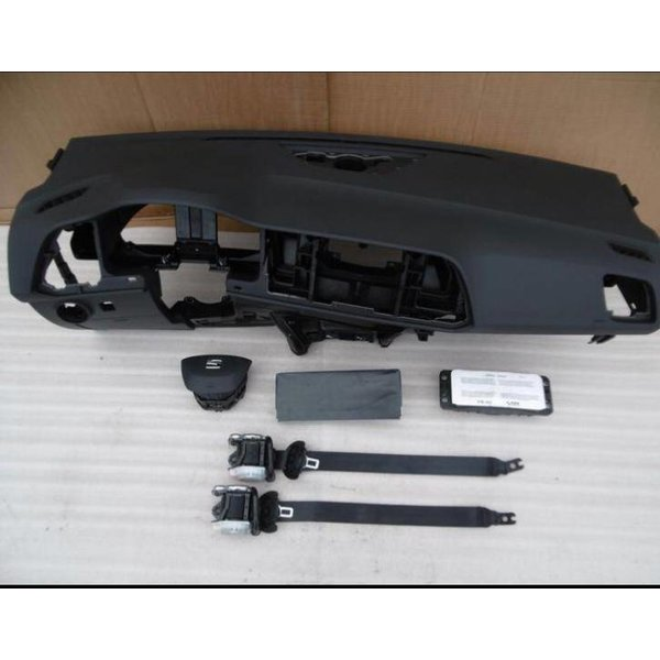 Seat Ateca Complete airbag set dashboard