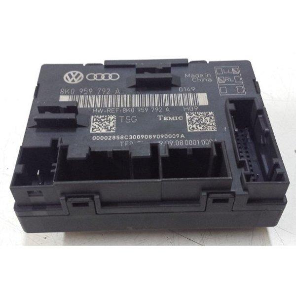 8K0959792A PORTIER REGELAPPARAAT LV AUDI A4 A5 Q5