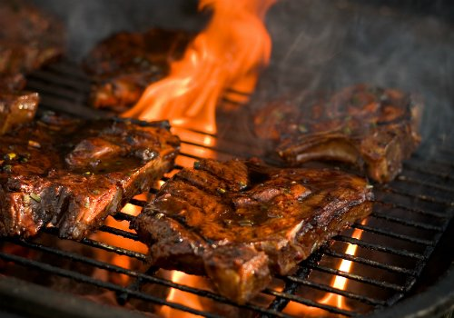 Een barbecue om niet te versmaden