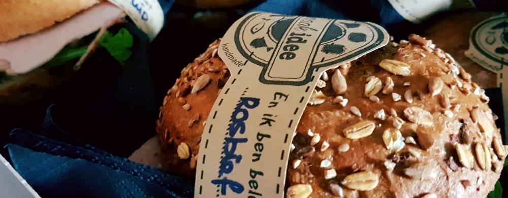 De lekkerste belegde broodjes bestel je makkelijk en snel bij Smaakidee
