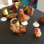 Smaakidee Heerlijk genieten van een 5 gangen menu