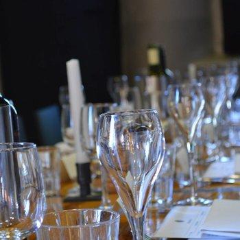 Smaakidee Private dinner dranken arrangement