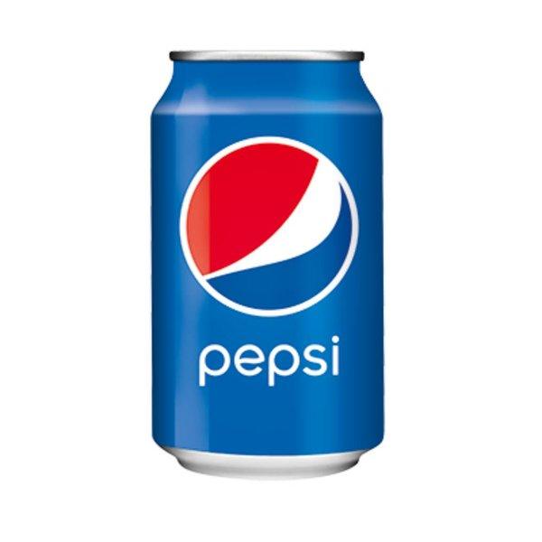 Smaakidee Pepsi Regular Blik 33cl