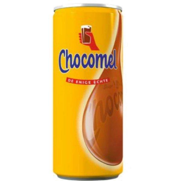 Smaakidee Chocomel Blik 25cl
