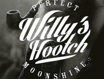 Willy's Hootch Moonshine, nieuw bij Smaakidee