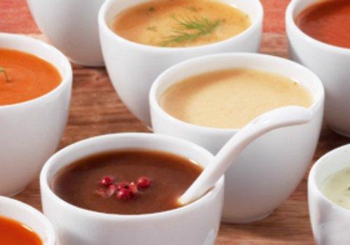 Sauzen, ambachtelijk bereid met verse ingredienten