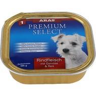 Aras Premium natuurlijke hondenvoeding Select 195 gr
