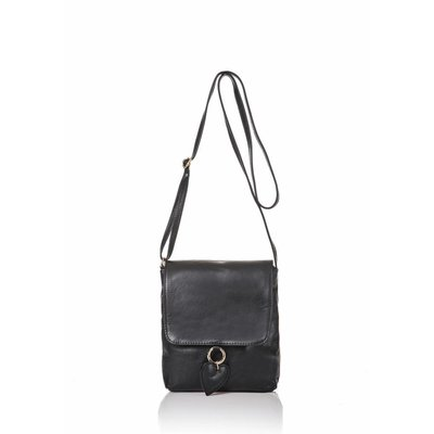 Soft Italian Leather Shoulder Sauvage