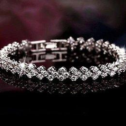Sterling zilver bedelarmband fijne sieraden