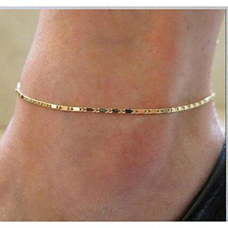 Enkel sieraden gouden kleur versierd met zwart bohemien style